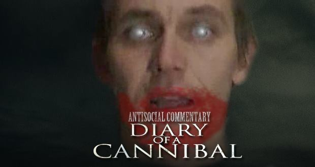 antisocial commentary 94 diary of a cannibal