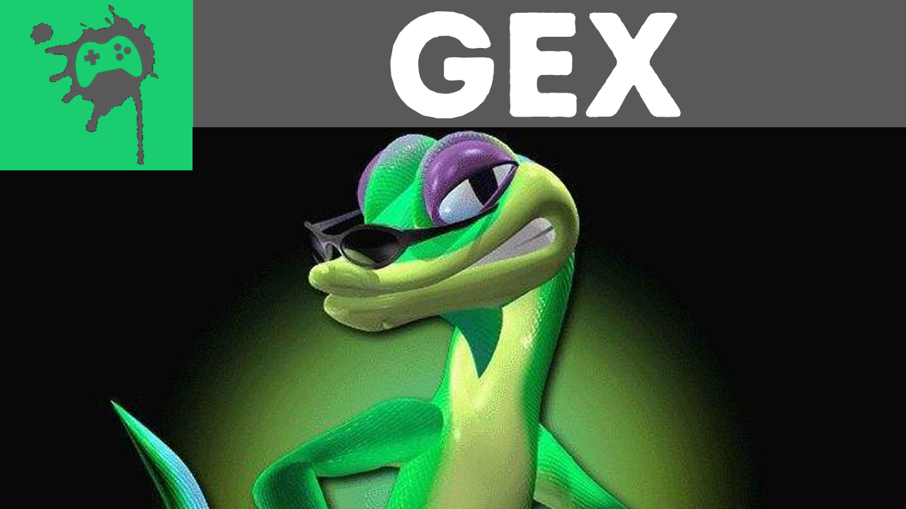 Gex full night title card